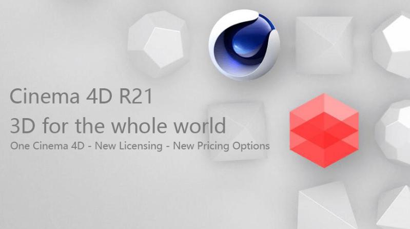 C4D S22三维软件Maxon Cinema 4D S22.016 Win/Mac中文版/英文版/破解版