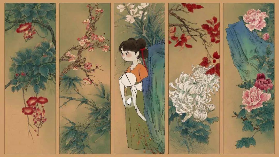 《春困》| 化身古代淑女,再来一场传奇爱情