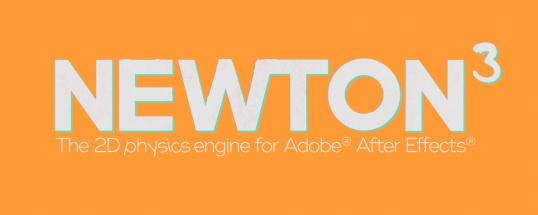 AE插件-牛顿动力学插件 Newton 3.1.5 Win破解版 + 视频教程