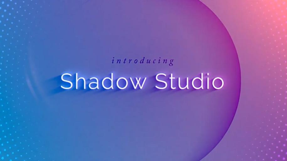 中文汉化AE插件-优雅漂亮真实阴影特效 Shadow Studio v1 Win/Mac + 使用教程