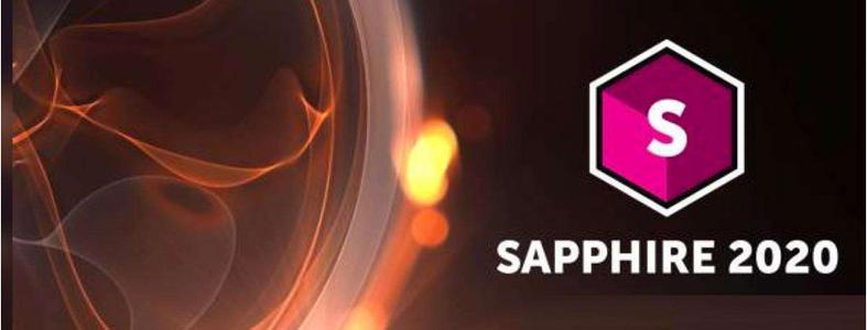 蓝宝石视觉特效和转场插件 Sapphire 2020.52