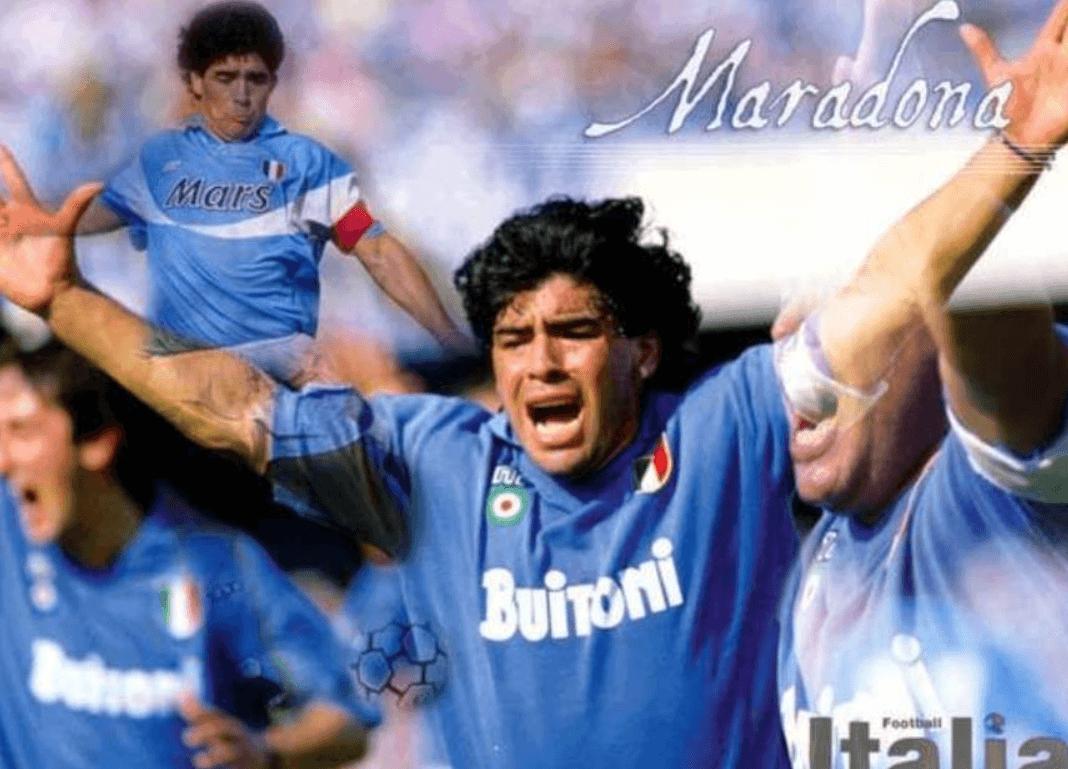 一路走好,球王迭戈·马拉多纳 1960-2020