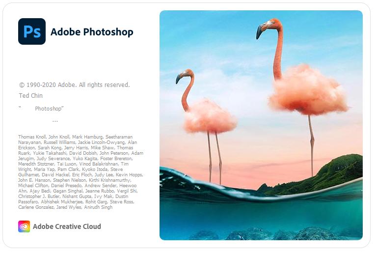 Adobe Photoshop 2021 22.3.0 绿色精简版